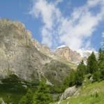 Die Dolomiten sind ein beliebtes Ziel für Wanderer