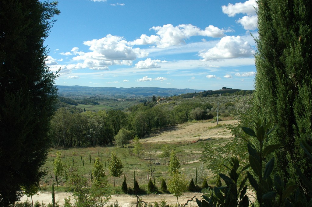 Landschaften der Toskana
